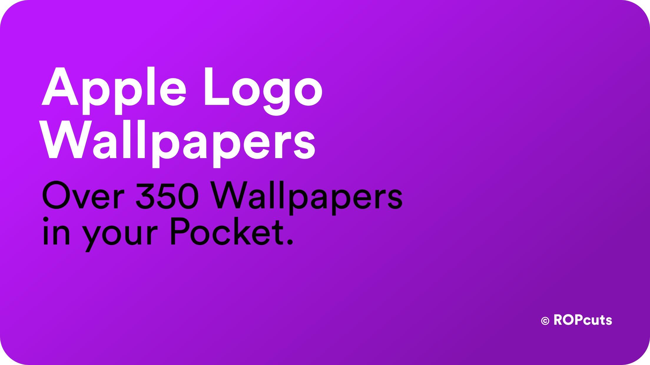 Apple Logo Wallpapers